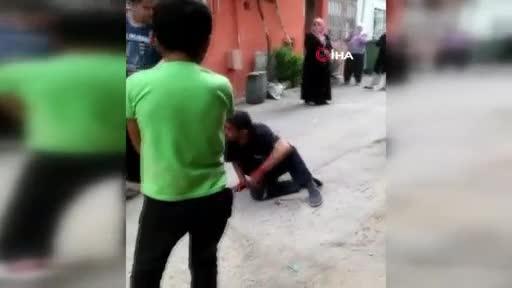 Bursa'da çocuk tacizcisi adliyeye sevk edildi