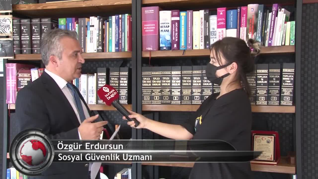 Bursa'dan emekli maaşları değer kaybedecek açıklaması (ÖZEL HABER)