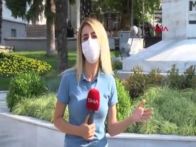 Bursa'da Atatürk heykeline çirkin saldırı - 2