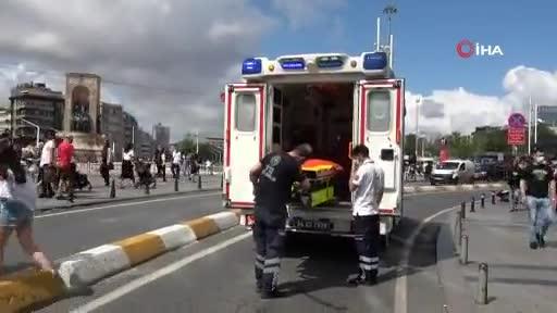 Korona hastası turist oteli alarma geçirdi
