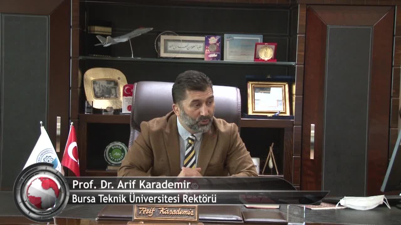 Bursa Teknik Üniversitesi fark yaratmaya devam ediyor! (ÖZEL HABER)