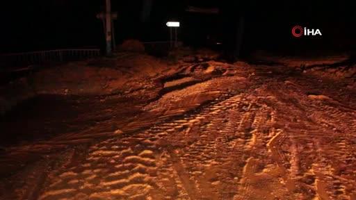 Rize'de sel felaketi: 3 kişi kayboldu