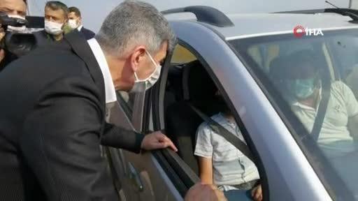 İçişleri Bakan Yardımcısı Muhterem İnce, Bursa'da denetim yaptı