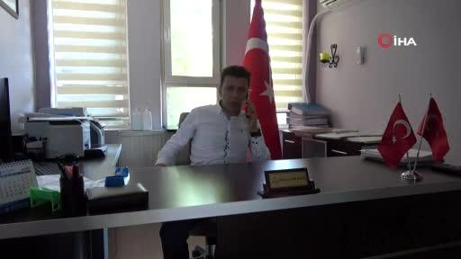 Bursa'da şifreyi giren kasadan diplomasını alıyor