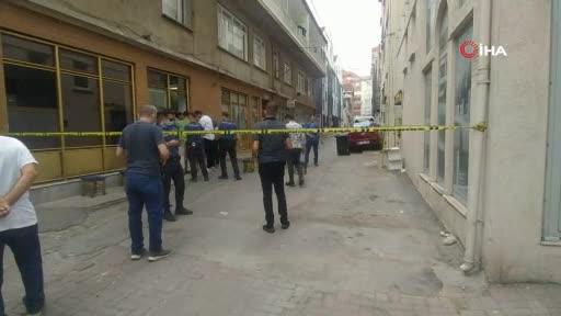 Bursa'da esrarengiz patlama! 1 kişi yaralandı