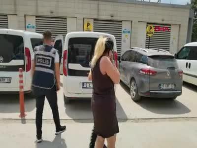 Bursa'da hırsızlık yaptıkları öne sürülen 3 şüpheli gözaltında