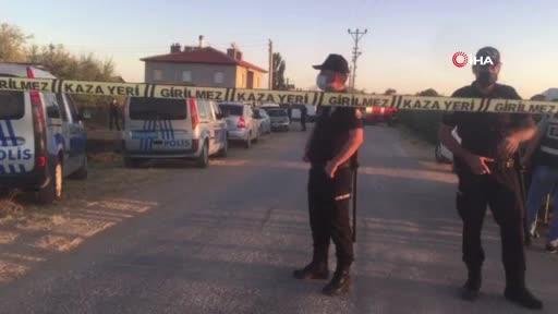 Konya'da bir eve silahlı saldırı düzenlendi: Çok sayıda ölü var
