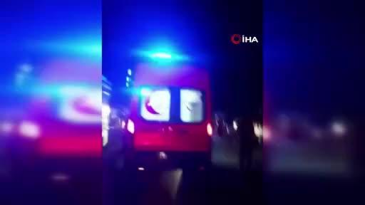 Bursa Gemlik'te zincirleme kaza! 1 ölü, 2'si ağır 5 yaralı