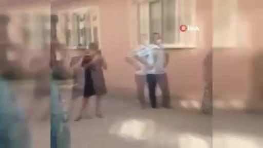 Bursa'da hırsız girdiği evde kız çocuğuna sandalye ile saldırdı