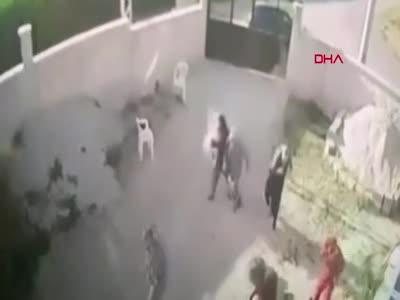 İşte Konya'daki katliamın görüntüleri