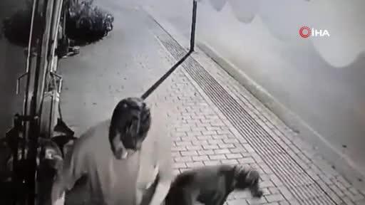 Bursa'da süpermarket hırsızları kameralara yansıdı