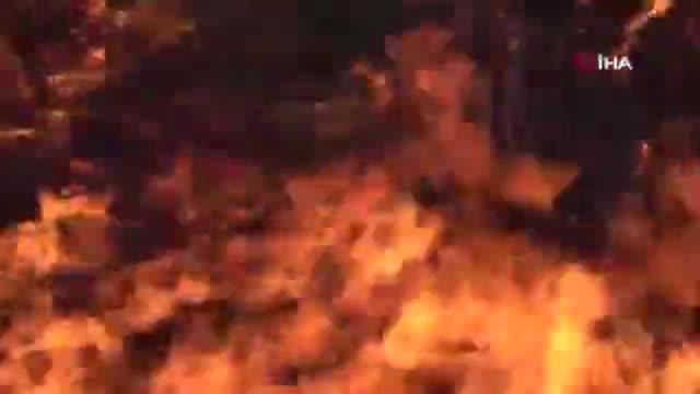 Denizli uçtan uca yanıyor!