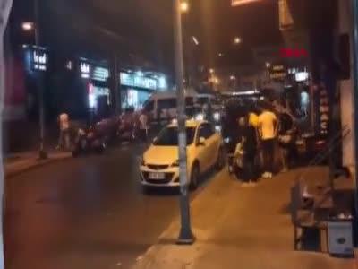 İstanbul Esenyurt'ta silahlı kavga: 4 yaralı