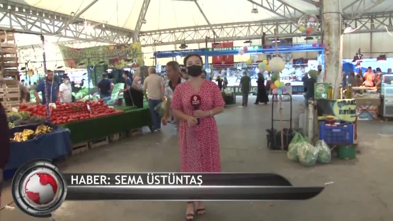 Bursa'da enflasyon sonrası pazarda son durum ne? Esnaf: Artık paranın bir değeri kalmadı (ÖZEL HABER)