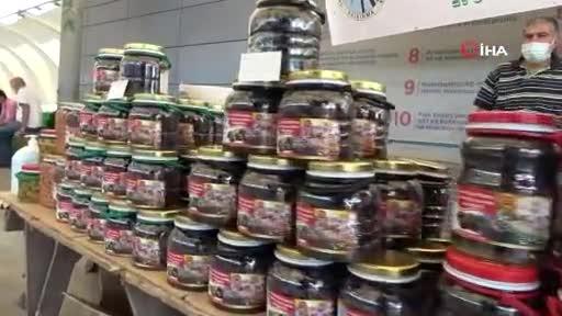 Bursa Gemlik Zeytini İstanbul pazarlarında