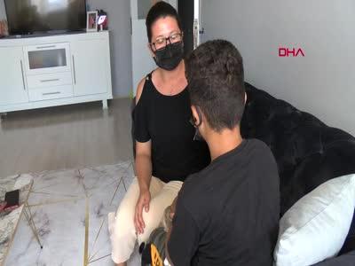 Bursa'da boşandığı eski eşi, oğlunu darp etti