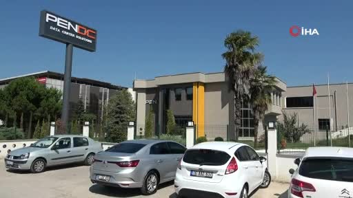 Bursa'daki veri merkezi PenDC, bir ilke imza attı! Verileriniz artık 4 kentte yedeklenecek