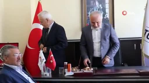 Kızılay'da para da var huzur da Başkan'a son 2 yılda 2.5 milyon lira ödendi