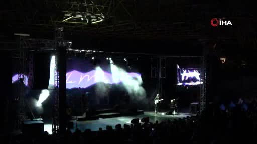 59. Uluslararası Bursa Festivali'nde Della Miles rüzgarı esti