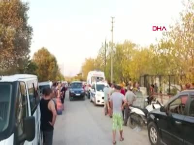 Muğla Datça'da bir kişi, annesini bıçaklayarak öldürdü!