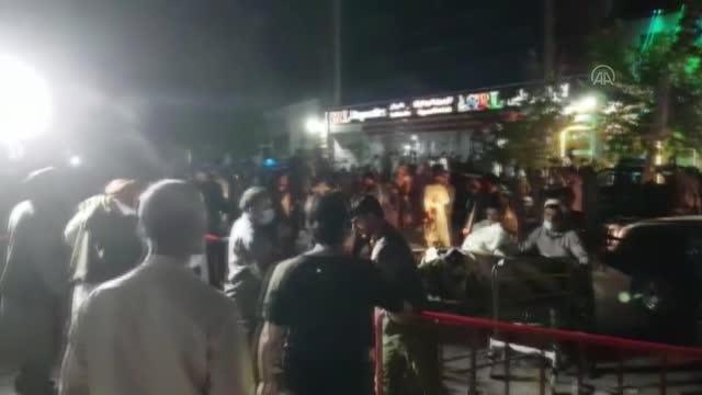 Kabil'de bir patlama daha! Çok sayıda sivil ve asker hayatını kaybetti