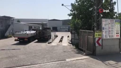 Bursa Gemlik'te iş kazası! 1 kişi öldü