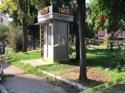 İzmir'de parkta husumetlisi tarafından öldürüldü
