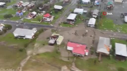 ABD'de Ida Kasırgası'nda 1 kişi hayatını kaybetti