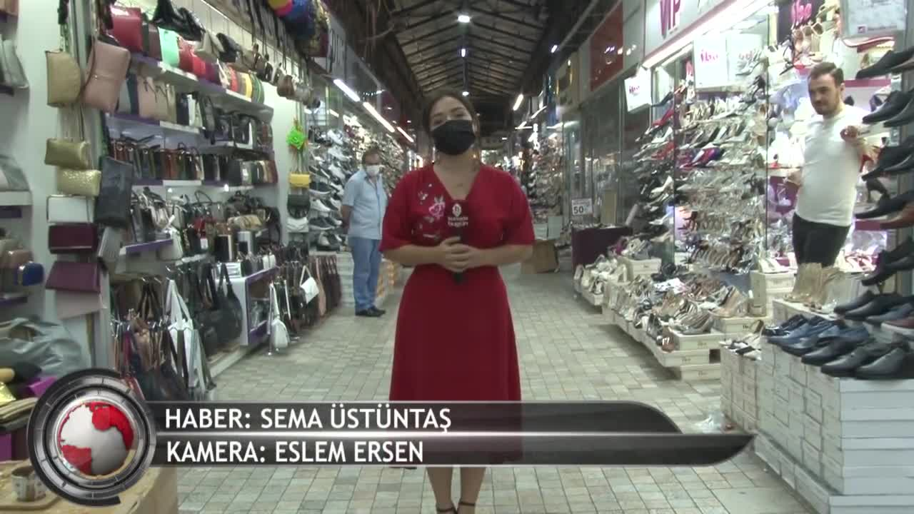 Bursa'da Ayakkabıcılar Çarşısı esnafı dertli! (ÖZEL HABER)