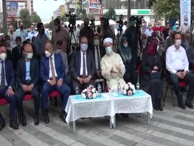 Diyanet İşleri Başkanı Erbaş Bursa'da!