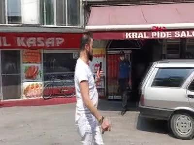 Eski MasterChef yarışmacısı Murat Özdemir olay çıkarttı!