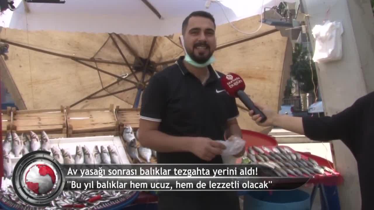 Av sezonu açıldı! İşte Bursa'da balık tezgahlarında ilk fiyatlar... (ÖZEL HABER)