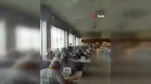 Bursa'da Renault fabrikasında işçiler eylem yaptı