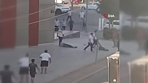 İzmir'de müteahhitler arasındaki kavgada kan aktı