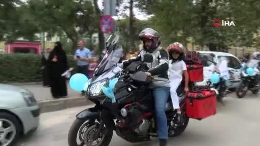 Bursa'da belediye başkanı sünnet çocuklarını gezdirdi