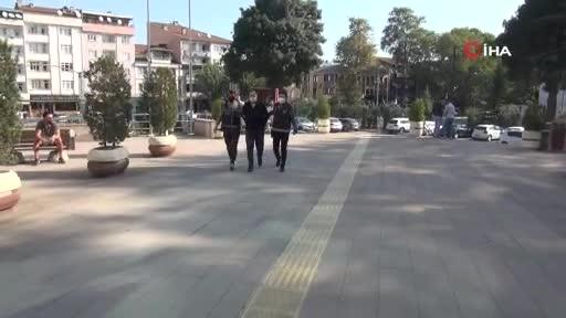 14 ilde aranan dolandırıcı Bursa'da yakalandı!