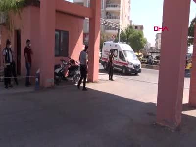 PKK/YPG'li teröristlerden roketli saldırı: 1 şehit, 4 yaralı