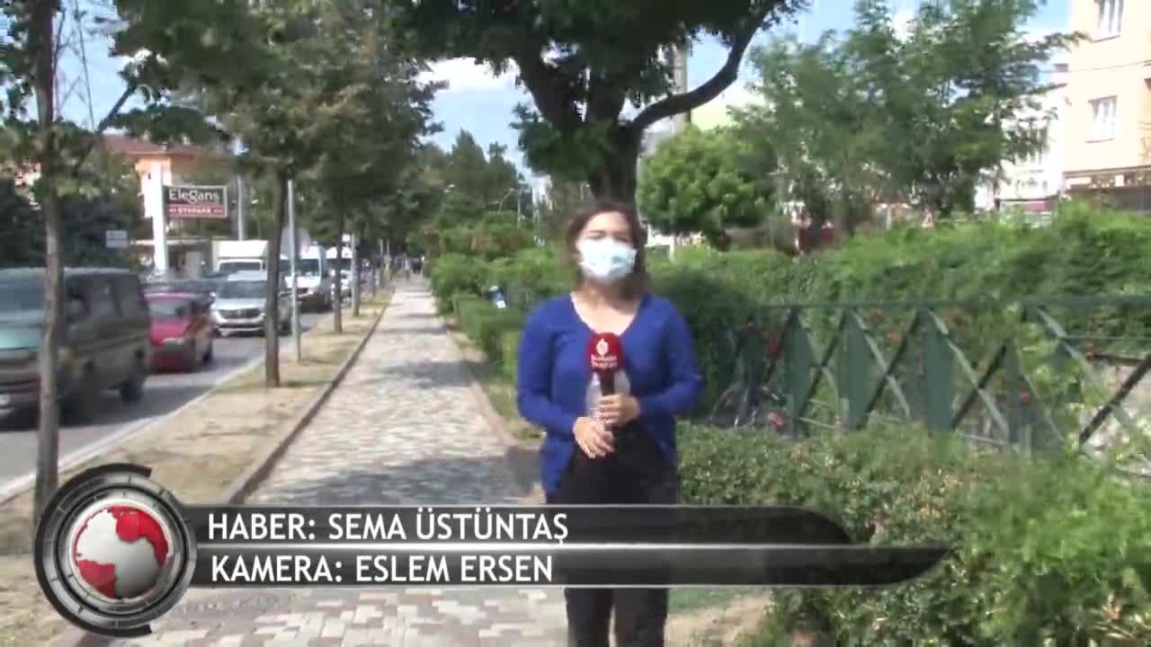 Bursa'da Kanalboyu Caddesi'nde esnaf da vatandaş da dertli! (ÖZEL HABER)