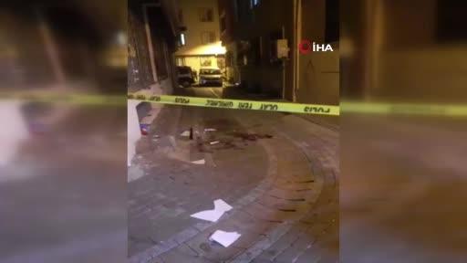 İstanbul Zeytinburnu'nda bir kadın sokak ortasında katledildi!