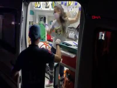 Kocaeli'de kazada yaralanan otobüs şoföründen yürek burkan istek