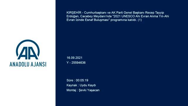 Cumhurbaşkanı Erdoğan: Etiketlerdeki fahiş fiyatın önüne geçeceğiz!