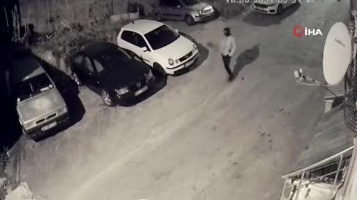 Bursa'da çaldıkları araçla kaza yapınca aracı geri getirdiler