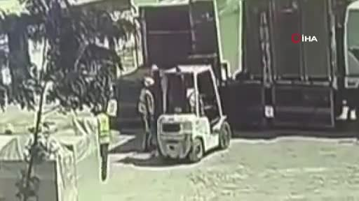Bursa'da 1,5 tonluk elektrik trafosunun altında kalan işçi öldü!