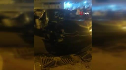 Bursa'da ehliyetsiz çocuk sürücü ortalığı birbirine kattı! Mahalleli çileden çıktı