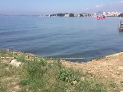 Kocaeli'de sahilde el ve ayakları bağlı, işkence görmüş erkek cesedi bulundu