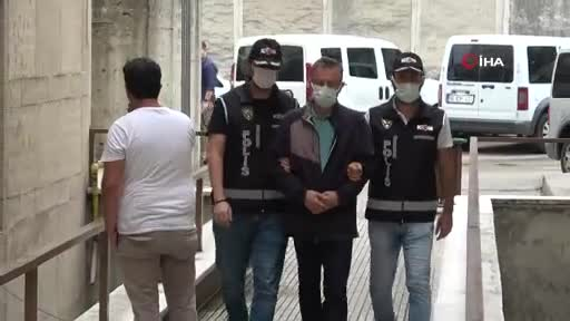 Bursa'da gözaltındaki profesör adliyeye sevk edildi, suçlamaları kabul etmedi