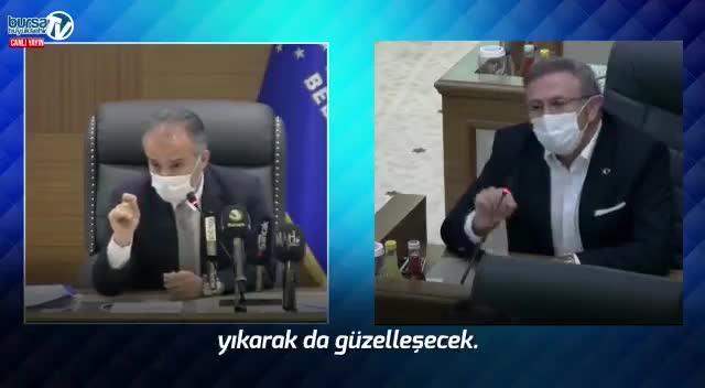Bursa'da Boyner Binası da yıkılacak mı? Başkan Aktaş açıkladı!