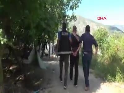 Fethiye'de 'büyücü' operasyonu! Her satırı iğrenç