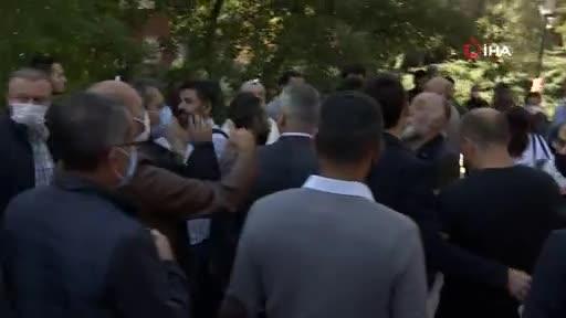 Aşı karşıtları bu sefer de Ankara'da toplandı