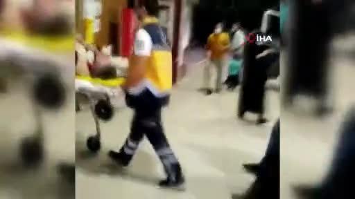 Bursa'da otomobil pazara daldı! 4 yaralı var